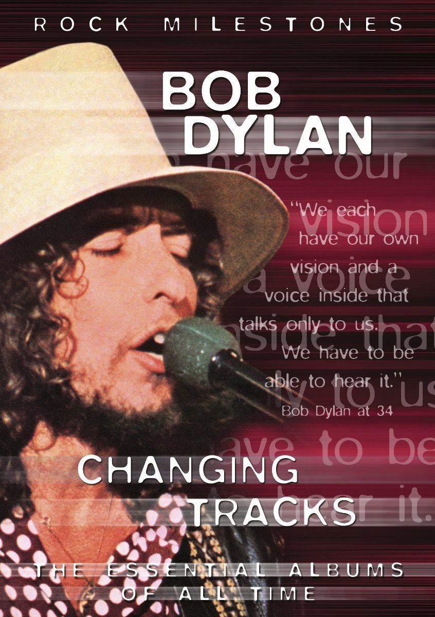BOB DYLAN - CHANGING TRACKS (DVD)