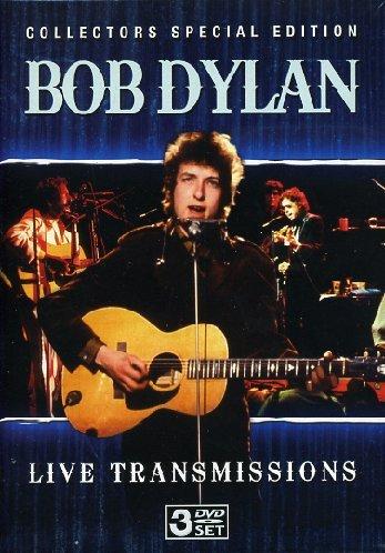 COF.BOB DYLAN - LIVE TRANSMISSION (3 DVD) (DVD)