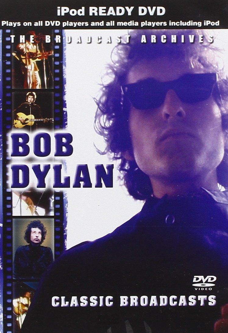 BOB DYLAN - CLASSIC BROADCASTS (DVD)