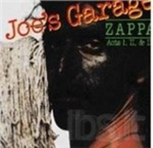FRANK ZAPPA - JOE'S GARAGE 1-2-3 (CD)