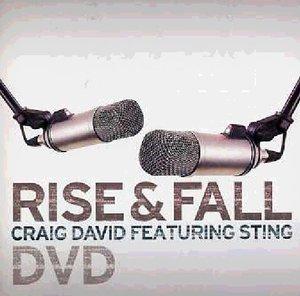 CRAIG DAVID FEAUTURING STING RISE & FALL (DVD)
