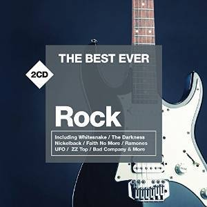 THE BEST OF EVER ROCK -2CD (CD)