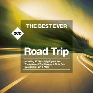 THE BEST OF EVER ROAD TRIP -2CD (CD)
