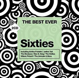 THE BEST EVER. SIXTIES -2CD (CD)