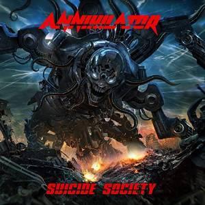 ANNIHILATOR - SUICIDE SOCIETY -DEL.ED. (CD)