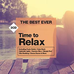 THE BEST OF EVER TME TO RELAX -2CD (CD)