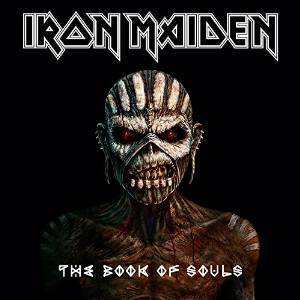 IRON MAIDEN - THE BOOK OF SOUL (2CD) (CD)