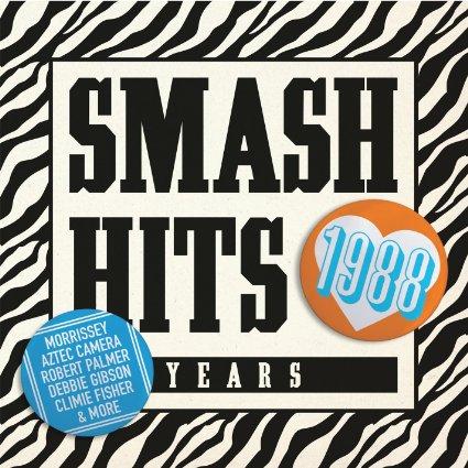 SMASH HITS 1988 (CD)
