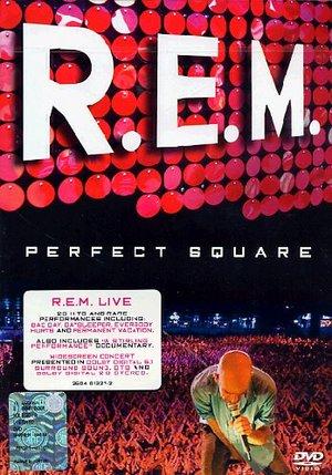 R.E.M. - PERFECT SQUARE (DVD)