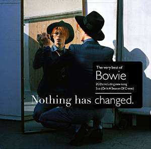 DAVID BOWIE - NOTHING HAS CHANGED (THE BEST OF DAVID BOWIE) -2CD