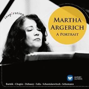 MARTHA ARGERICH: A PORTRAIT (CD)