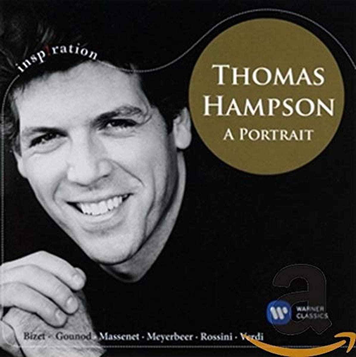 THOMAS HAMPSON - A PORTRAIT (CD)