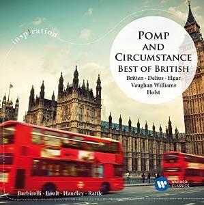 INSPIRATION. POMP & CIRCUMSTANCE. BEST OF BRITISH (CD)