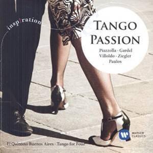 INSPIRATION. TANGO PASSION (CD)