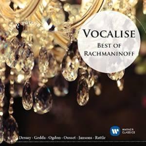 RACHMANINOV - VOCALISE BEST OF RACHMANINOV (CD)