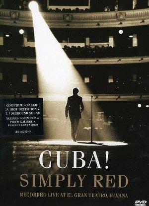 SIMPLY RED - CUBA! (2 DVD) (DVD)