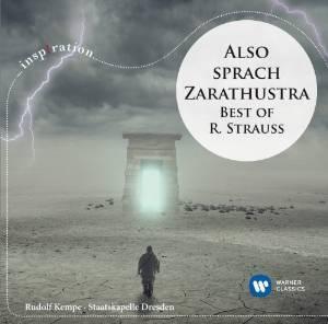 STRAUSS: ALSO SPRACH ZARATHUSTRA: BEST OF RICHARD STRAUSS (CD)