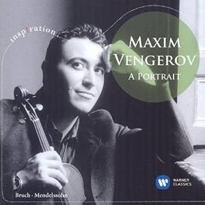 MAXIM VENGEROV - A PORTRAIT (CD)