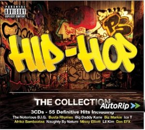 HIP-HOP - THE COLLECTION-3CD (CD)