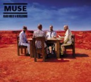 MUSE - BLACK HOLE AND REVELATIONS -NEW EDITION (CD)