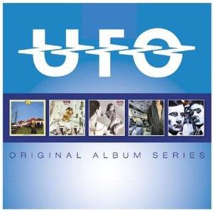 UFO - ORIGINAL ALBUM SERIES (CD)