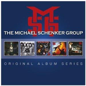 MICHAEL SCHENKER GROUP - ORIGINAL ALBUM SERIES -5CD (CD)
