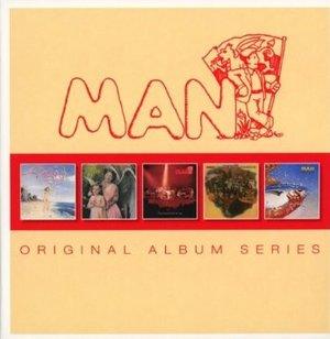 MAN - ORIGINAL ALBUM SERIES -5CD (CD)