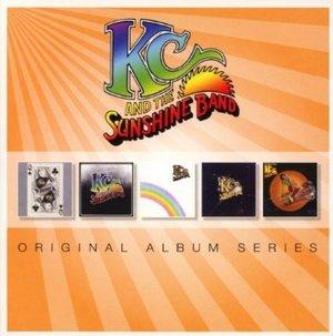KC & THE SUNSHINE - ORIGINAL ALBUM SERIES -5CD (CD)
