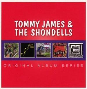 TOMMY JAMES & THE SHONDELLS - ORIGINAL ALBUM SERIES (CD)