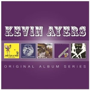 KEVIN AYERS - ORIGINAL ALBUM SERIES -5CD (CD)