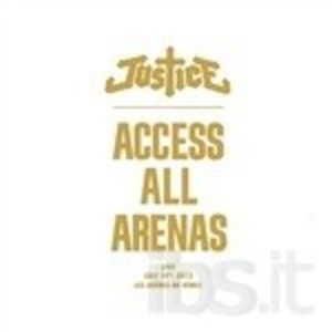 JUSTICE - ACCESS ALL ARENAS (CD)