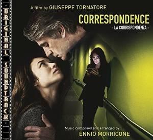 CORRESPONDENCE - LA CORRISPONDENZA BY ENNIO MORRICONE (CD)