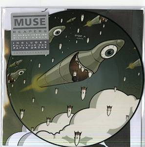 "MUSE - REAPERS (7"") (RSD 2016) (LP)"