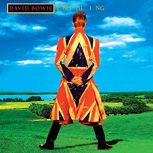 DAVID BOWIE - EARTHLING (CD)