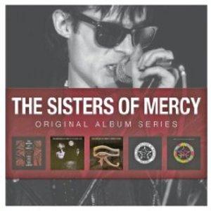 SISTERS OF MERCY - ORIGINAL ALBUM -5CD (CD)