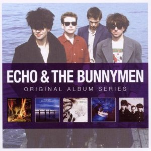 ECHO & THE BUNNYMEN - ORIGINAL ALBUM SERIES -5CD (CD)