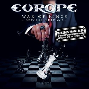 EUROPE - WAR OF KINGS -(SPECIAL LIMITED EDITION) (CD)