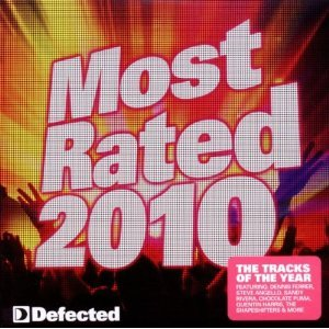 MOST RATED 2010 -3CD (CD)