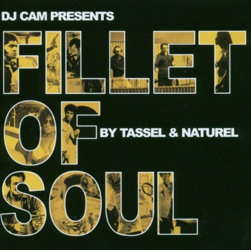 DJ CAM - FILLET OF SOUL (CD)