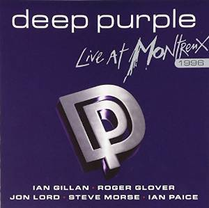 DEEP PURPLE - LIVE AT MONTREUX 1996 IMPORT (CD)