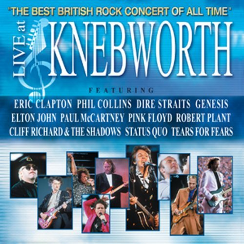 LIVE AT KNEBWORTH (CD)