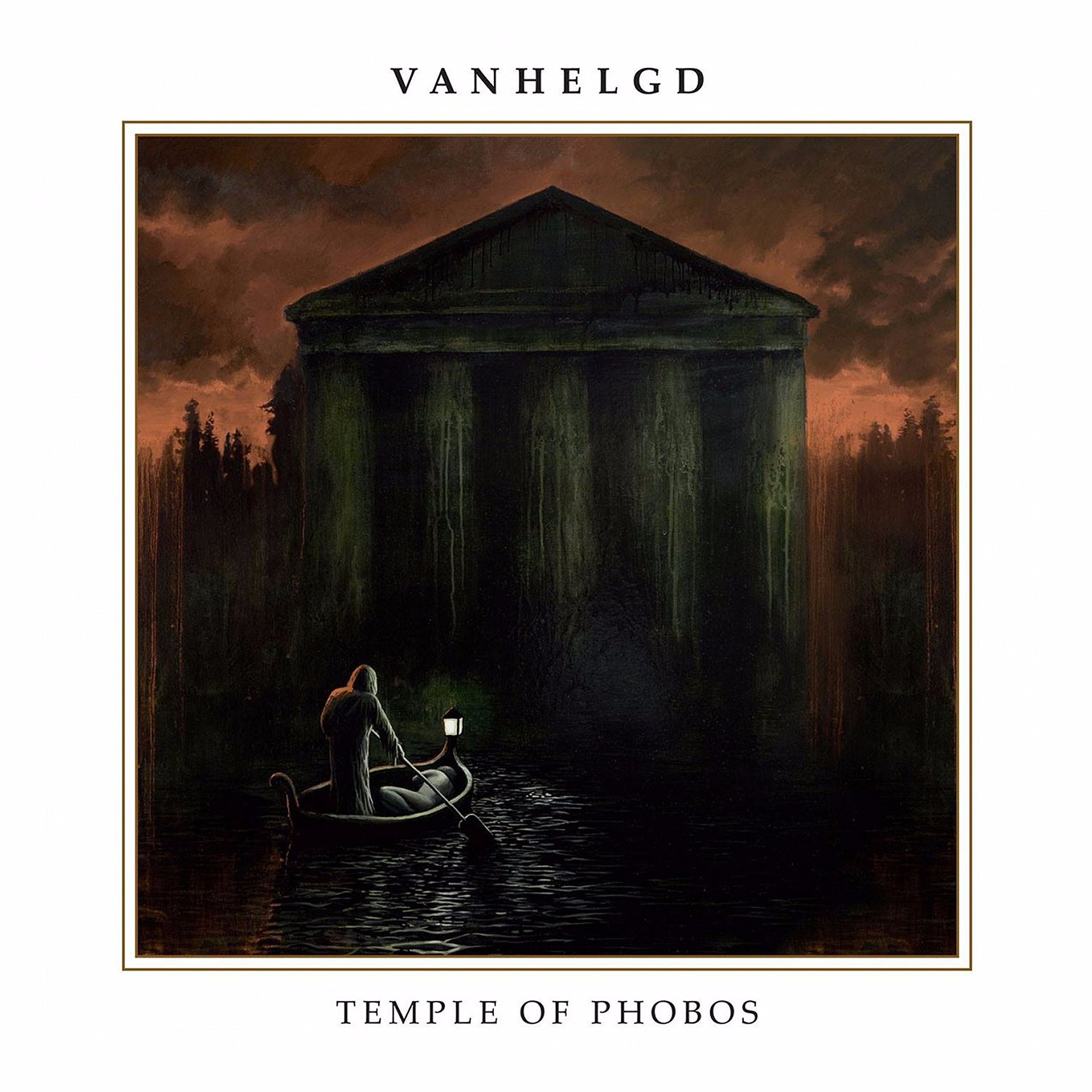 VANHELGD - TEMPLE OF PHOBOS (CD)