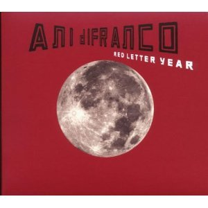 ANI DIFRANCO - RED LETTER YEAR (CD)