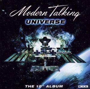 MODERN TALKING - UNIVERSE (CD)