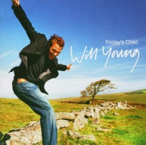 WILL YOUNG - FRIDAY'S CHILD (CD)