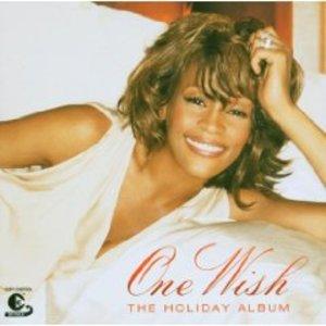 WHITNEY HOUSTON - ONE WISH THE HOLIDAY (CD)