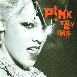 PINK - TRY THIS + DVD (LTD) (CD)