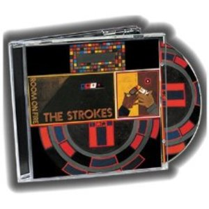 STROKES - ROOM ON FIRE (CD)