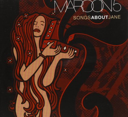 MAROON 5 - SONGS ABOUT JANE (CD)