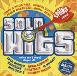 SOLO HITS SPRING (CD)